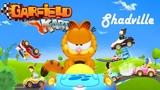Garfield Kart Game - Гонка Гарфильда. Прохождение игры