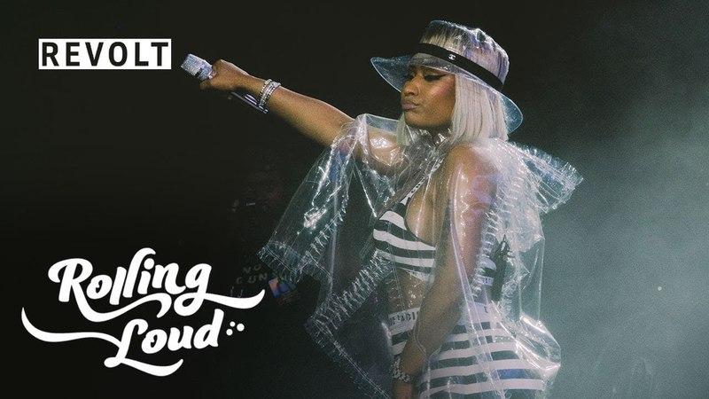 Future brings out Nicki Minaj to end Day 3 | Rolling Loud