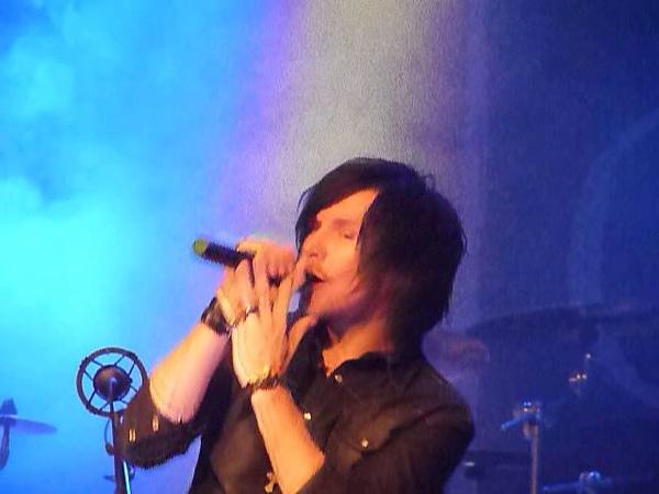 DARKHAUS - HOUR OF NEED live Potsdam Waschhaus 02.10.2015