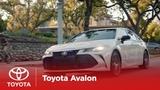 2019 Toyota Avalon Lets Race Toyota