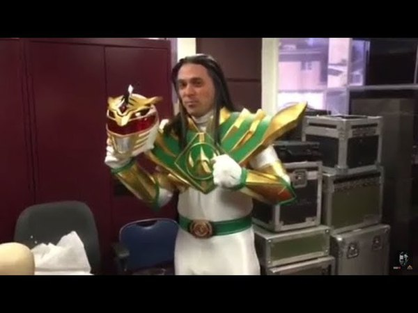 POWER RANGERS SHATTERED GRID: JASON DAVID FRANK'S POINT OF VIEW PART 1 (My Morphing Vlog Ep. 36)