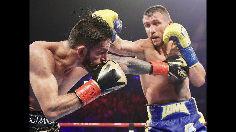 Fight Highlights: Vasiliy Lomachenko vs. Jorge Linares