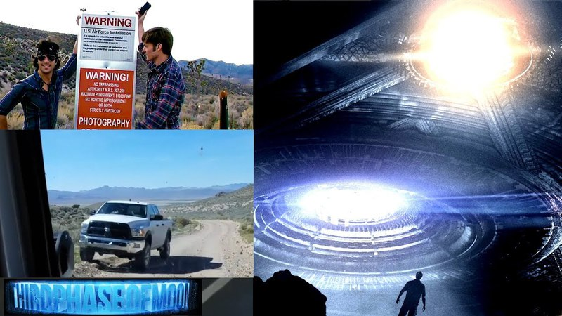 Breaching Area51 They Don't Want You To Watch This! 2018