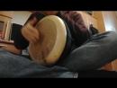 соло дарбука Evgeny Percussion кожа рыбы 20000