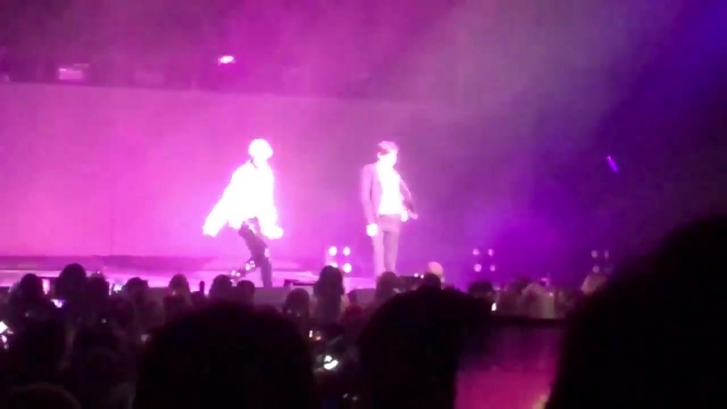 [VK][180720] MONSTA X fancam - How Long @ THE 2nd WORLD TOUR THE CONNECT in Chicago
