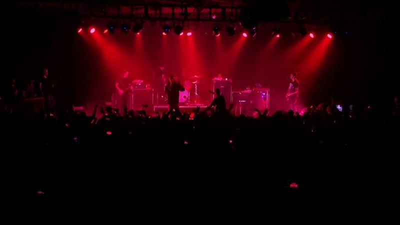 Saosin You're Not Alone Feat Cove Reber Live in Pomona 12 17 18