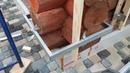 Скользящая обрешетка под Кедрал как сделать колонну на скользящих