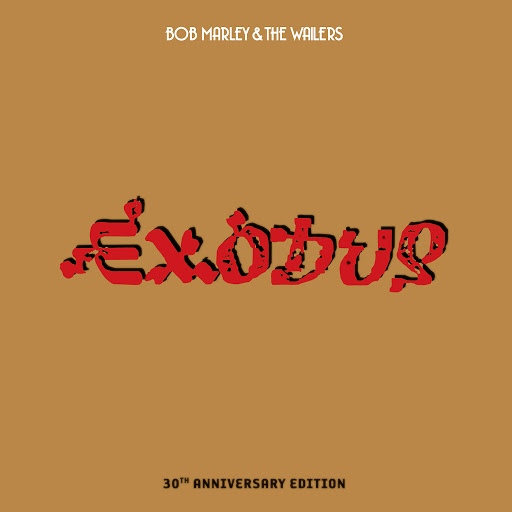 bob marley альбом Exodus 30th Anniversary Edition