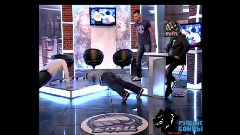 Реакция Мирко на заебавший вопрос от журналистов