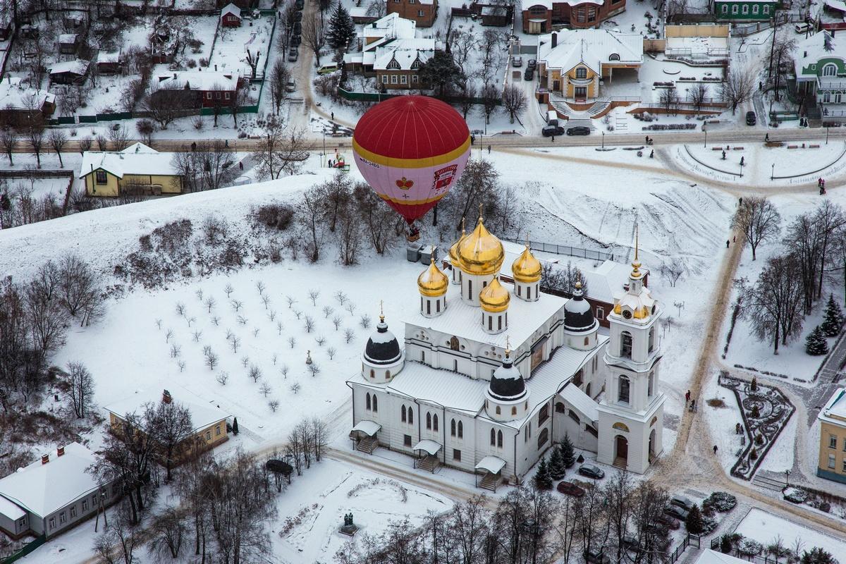 Дмитров возглавил ТОП 5 самых популярных городов Подмосковья для зимнего отдыха