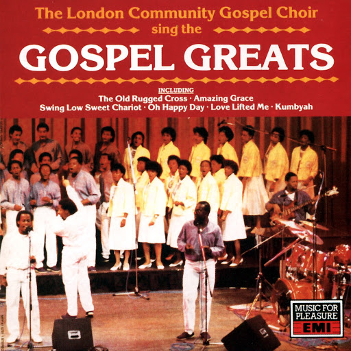 London Community Gospel Choir альбом Gospel Greats