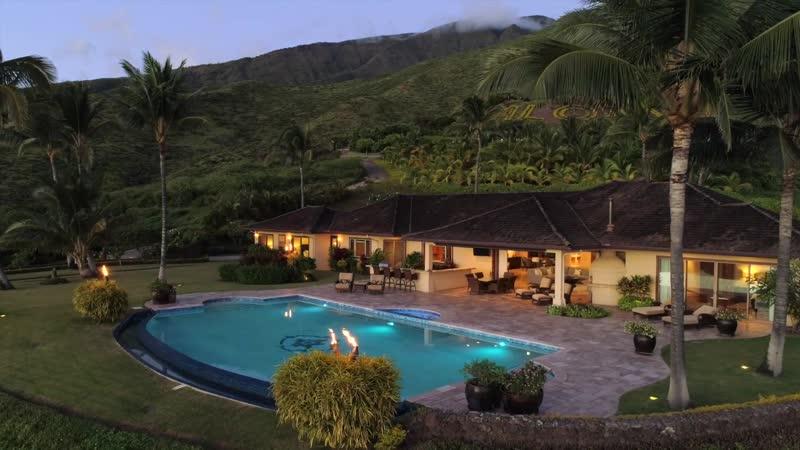 Вилла стоимостью $4.500.000. Гавайи о.Мауи