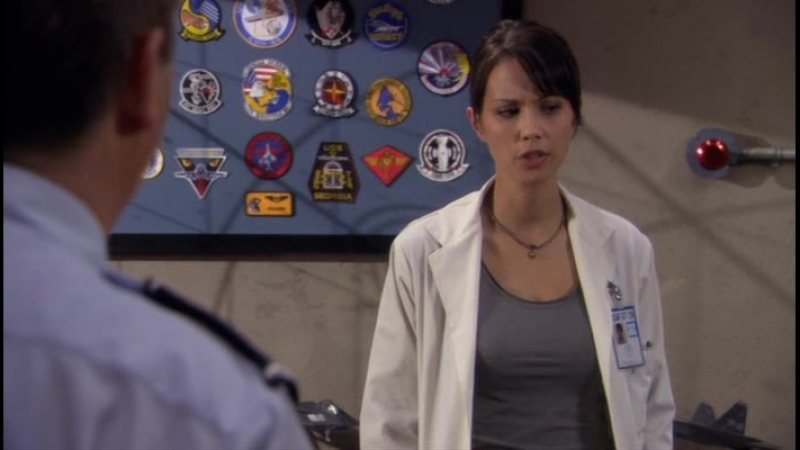 SG-1. Season 9.02. Avalon. (Part 2)