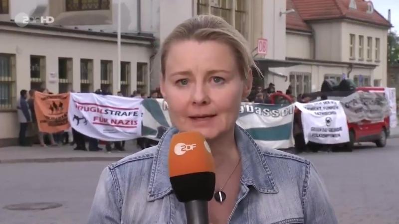 ZDF spielt die Tat wieder runder ob es nicht so schlimm wäre Das ZDF zeigt lieber Linke und Erwähnen noch Gegen Nazis Wie Eke
