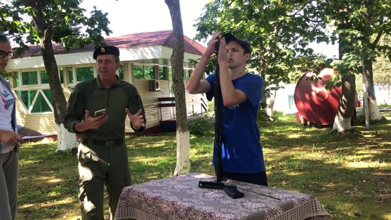8 день Сборка-разборка АК-47 (2)