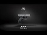 Пистолет Beretta APX Centurion