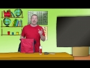 Crayons Magic for Children - English Stories for Kids - Steve and Maggie from Wow English TV