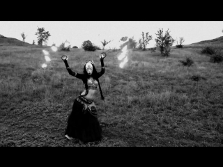 Annie Shakti Tribal Dance Pantikapei