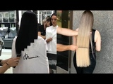 Extreme Haircuts for Women - Extreme Long Hair Cutting Transformation