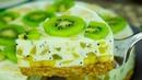 Восторг и море положительных эмоций - торт без выпечки, для любителей бананов и киви! |
