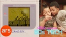Kids versus a Game Boy Vectrex and other 80's tech Ars Technica
