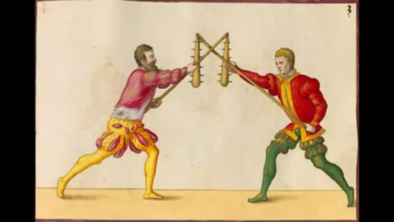 Historical European Martial Arts. Peasant Flail. Part II.