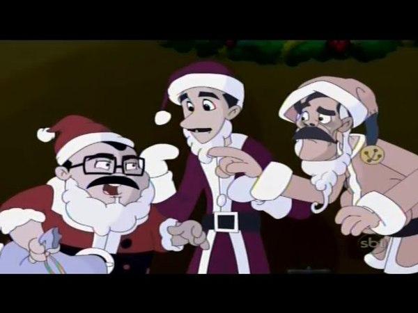 Chaves em Desenho Animado - Os presentes de Natal (2007)