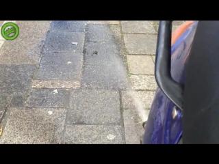 Скутер извергатель