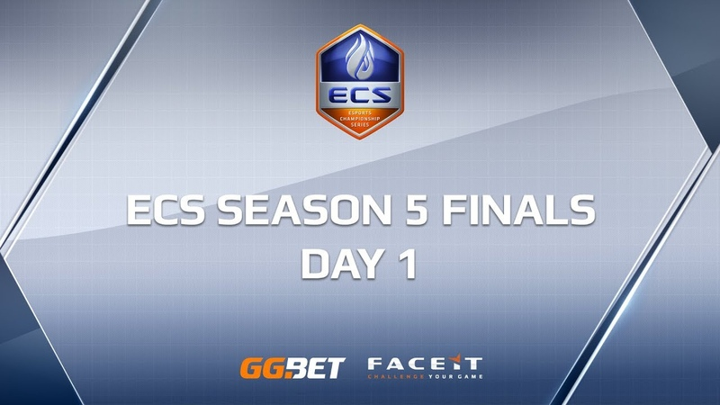 [RU] ECS Season 5 Finals | Day 1