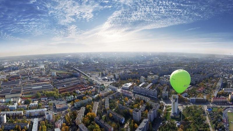 Gomel. Удивительный и красивый город Гомель. Республика Беларусь