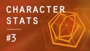 Character Stats in Unity 3 - Final Adjustments Asset Store Announcement