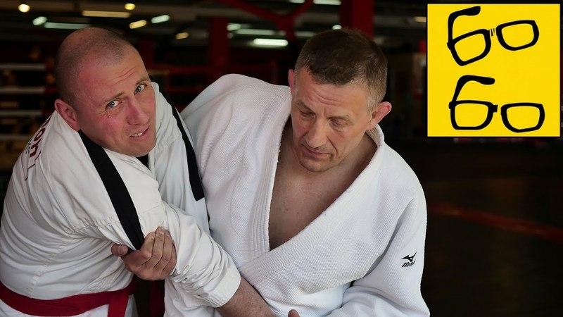 Как выходить на броски в дзюдо и самбо Борьба в стойке и переводы — урок борьбы Андрея Шидловского