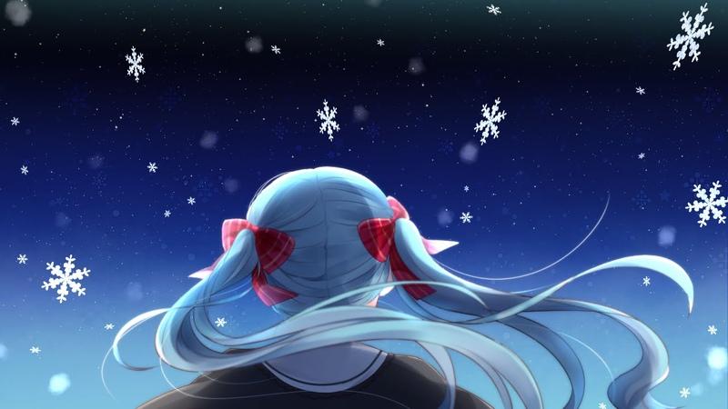 【初音ミク&GUMI】One of year White Bell【オリジナル曲】