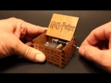 Magnificent Wooden Music Box