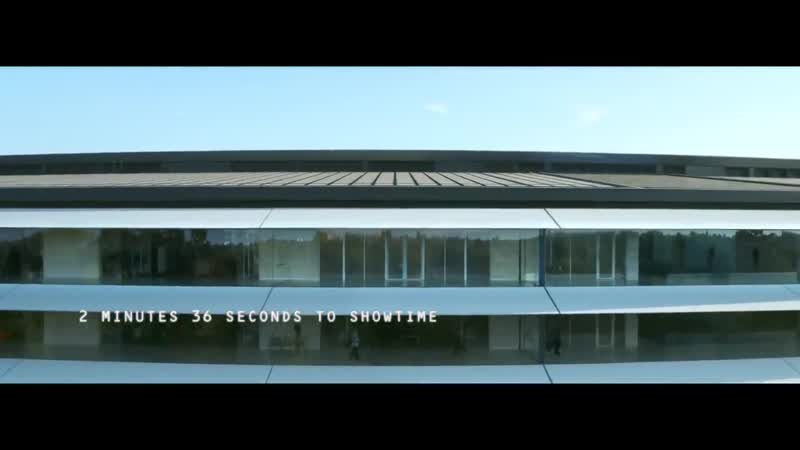 September Keynote 2018 — Opening Film — Apple