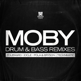 Moby альбом The Drum & Bass Remixes