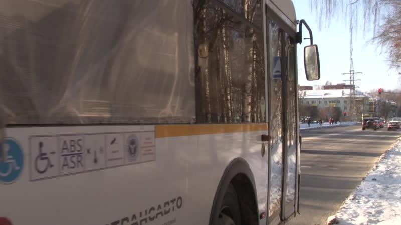 2019 01 23 Безопасность лобненских автобусов Специальный репортаж Лобня