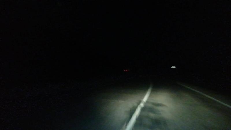 Ночные приключения у завода Премиксов. Часть 1