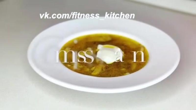 Грибной суп из белых грибов смотреть онлайн без регистрации