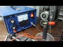 Электроконтактная точечная искровая микросварка для ювелиров 50А