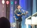 Я с песней СВЕЧИ на Выпускном Дочери в Окт муз уч 2011г