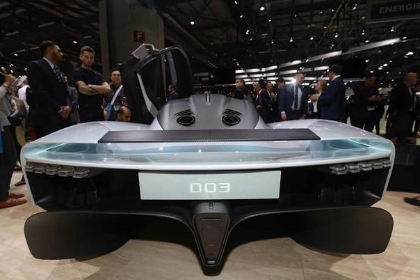 Подробнее : Aston Martin AM-RB 003