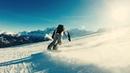 Alps Snowboarding Megève 2016 Gopro Hero 4 Black Feiyu-Tech G4 Stabilizer