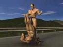 Ultimate Muscle Roller Legend