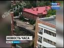 За уличную перестрелку приняли учения военной комендатуры в Иркутске