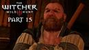The Witcher 3 Wild Hunt Walkthrough Gameplay Part 15 - Broken Flowers (PS4)