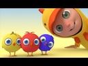 Цыплята Пи-Пи - Как Говорят Животные - Песни Для Детей