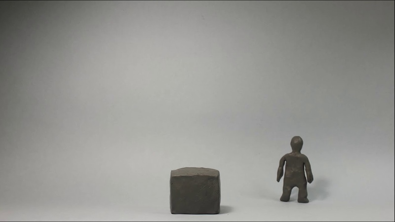 Stop Motion Animation. THE HAND.