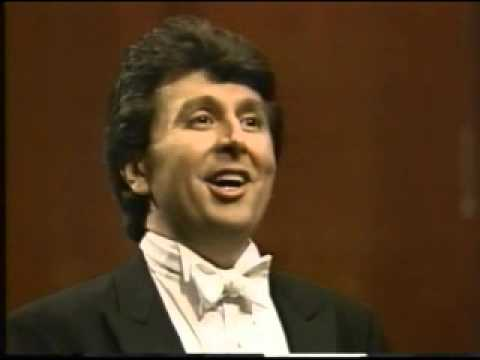 Jerry Hadley - Donizetti Lelisir damore Una furtiva lagrima (1990)