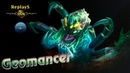 HoN replays - Father of low MMR - Geomancer - 🇻🇪 Imbabody Gold II